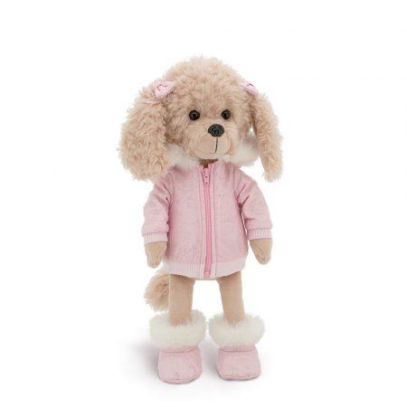 Lucky Doggy Dolly plüss kutya alpesi ruhában Orange Toys