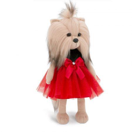 Lucky Doggy Yoyo plüss kutya Fiesta ruhában  Orange Toys
