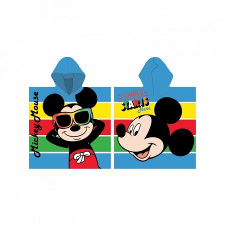 Disney Mickey egér gyerek poncsó