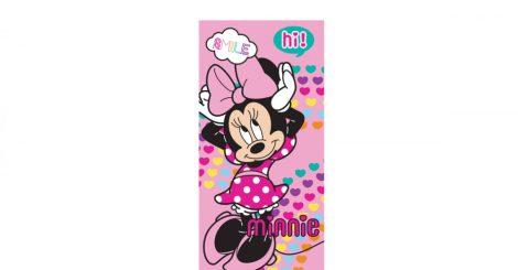 Disney Minnie egér gyerek pamut strandtörölköző