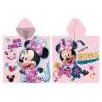 Disney Minnie egér gyerek poncsó