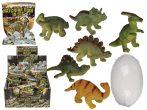 Kikelő dinoszaurusz tojás