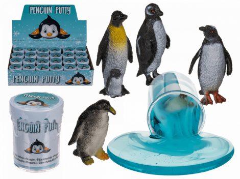 Slime, Pingvin figurával