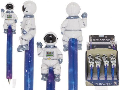 Golyóstoll űrhajós figurával 16cm