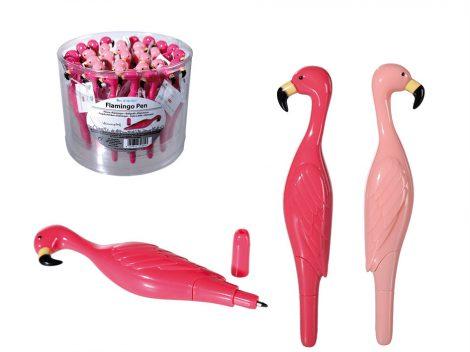 Flamingó golyóstoll 12cm