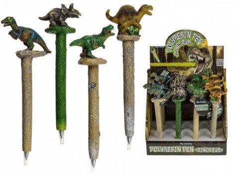 Dinoszaurusz toll 16cm 4 féle