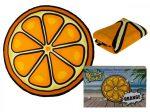 Strandtörölköző narancs 150cm