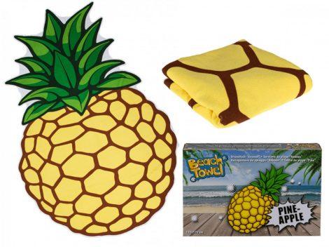 Strandtörölköző ananász 120x170cm