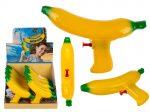 Banán formájú vizipisztoly 19 cm