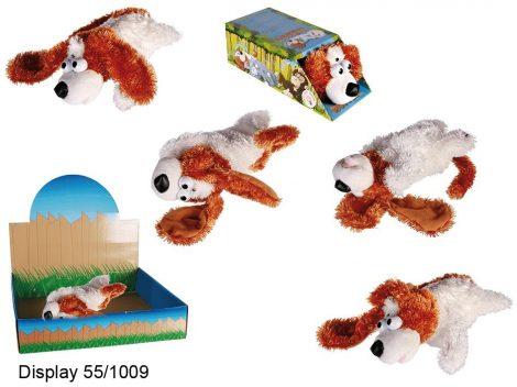 Guruló nevető interaktív kutya 29 cm