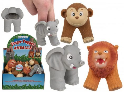 Ujjbáb állatok 3 féle