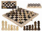 Összezárató sakk fa játék