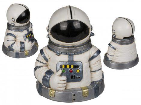 Űrhajós persely 13x10cm