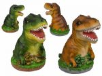 Dinoszauruszos persely 12.5 x 10.5 x 15.5cm