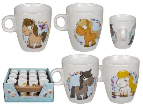 My Pony porcelán bögre többféle