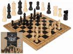Klasszikus sakk fa játék