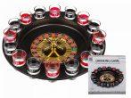 Partyjáték Roulette 16 pohárral