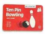 Mini úti játék fém dobozban 4 féle