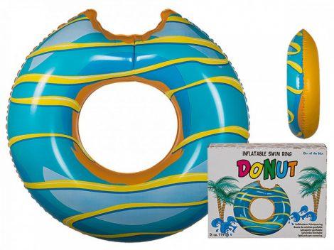 Felfújható úszógumi, Blue Donut kb. 119 cm