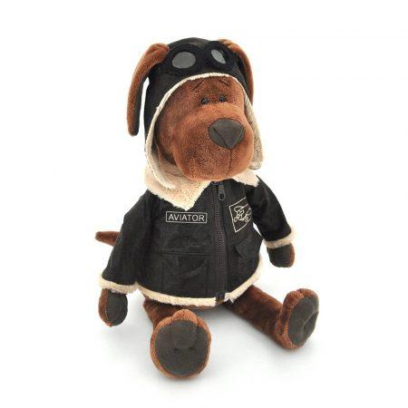 Orange Toys plüss nagykereskedés - Plüss Cookie a pilóta kutya 30 cm Orange Toys