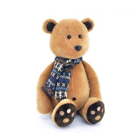 Orange Toys plüss nagykereskedés - Plüss Honey a maci sállal 30cm Orange Toys