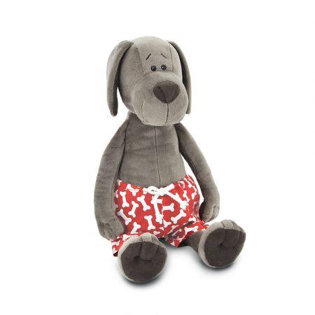 Plüss kutya nadrágban Orange Toys 20 cm