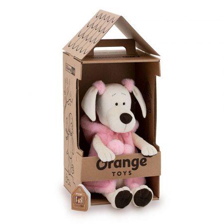 Plüss kutya - Candy ruhában - Orange Toys