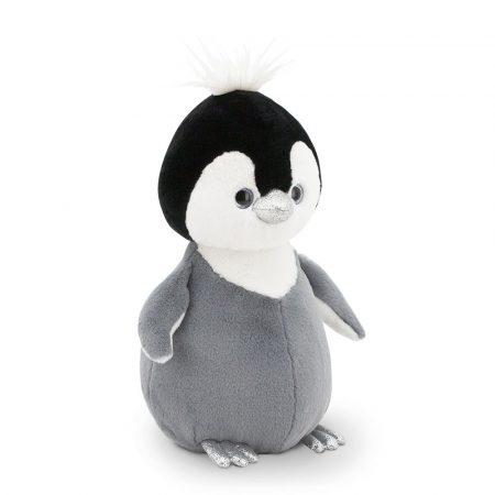 Csillogó szemű plüss Pingvin szürke Orange Toys