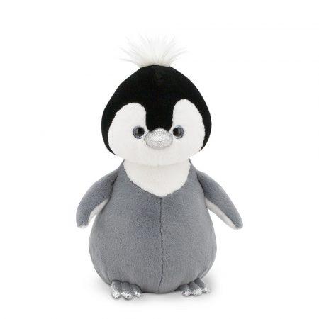 Fluffy szürke pingvin Orange Toys