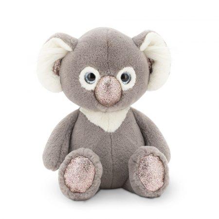 Csillogó szemű plüss Koala szürke Orange Toys