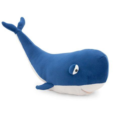 Óriás plüss bálna 77cm  - Ocean Collection - Orange Toys