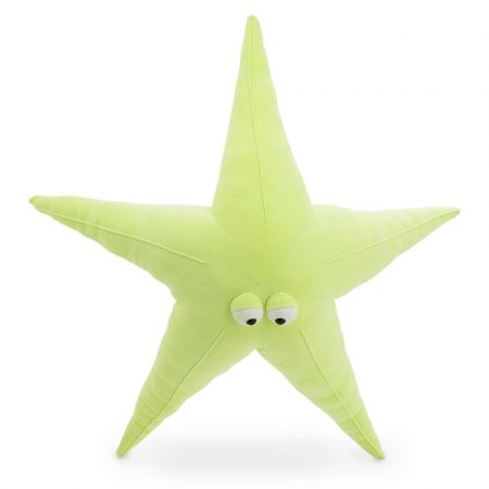 Óriás plüss tengeri csillag zöld - Ocean Collection - Orange Toys