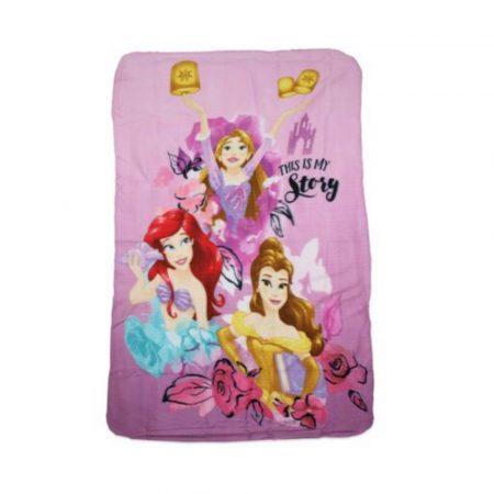 Disney Hercegnők polár takaró kislányoknak