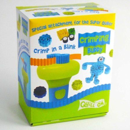 Quilling papírcsík technológia felszerelés nagykereskedés - Quilling- Papír kreppelő eszköz kék