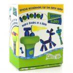 Quilling papírcsík technológia felszerelés nagykereskedés - Quilling ékszerkészítő csomag kék