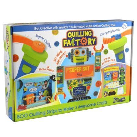 Quilling papírcsík technológia felszerelés nagykereskedés - Quilling készlet fiúknak