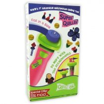 Quilling papírcsík technológia felszerelés nagykereskedés - Quilling- Papírsodró eszköz pink