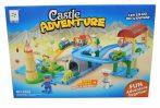 Castle Adventure Vonatpálya építő játék