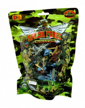 Játék katona figurák