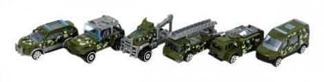 Játék katonai autó többféle