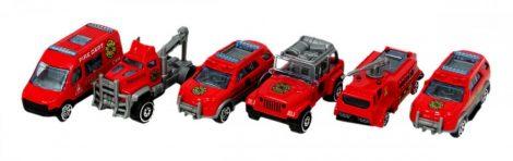 Játék tűzoltósági autó többféle