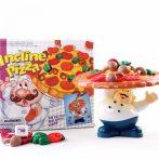 Incline Pizza egyensúlyozó társasjáték
