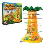 Falling Monkeys ügyességi társasjáték