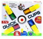 Quick Cups ügyességi társasjáték