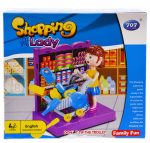 Shopping Lady Bevásárlós egyensúlyozós társasjáték
