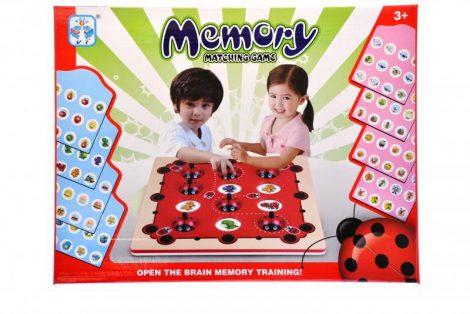 Katicás memória játék