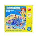 Horgászos memóriafejlesztő társasjáték