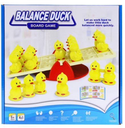 Balance Duck Egyensúlyozó kacsák társasjáték
