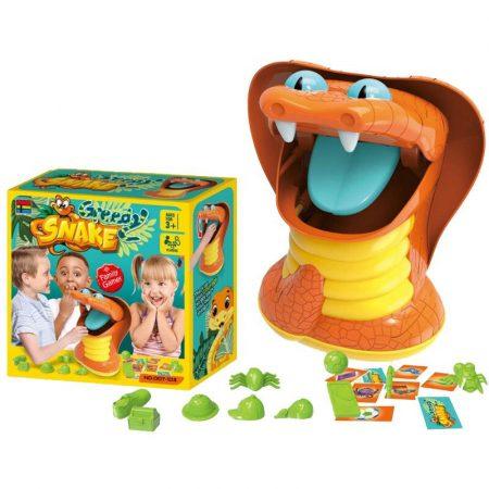 Greedy Snake Falánk kígyó társasjáték