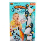 Egyensúlyozó pingvines társasjáték